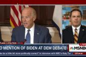 Team Clinton pressures Biden to decide