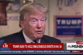 Trump: Bush 'just hasn't resonated'