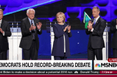 Debate reflects well on Democratic Party