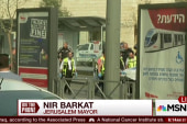 Jerusalem mayor: Situation is still tense...