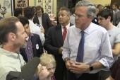 Bush campaign remains 'optimistic'
