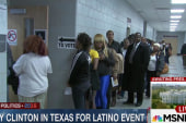 Increasing turnout from Latino voters