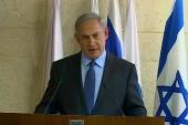 Netanyahu breaks silence on recent violence