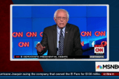 Sanders slams corrupting influence of money