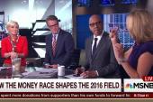 Hard money vs. PAC cash: How candidates rank