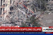 Injuries at Houston scaffolding collapse