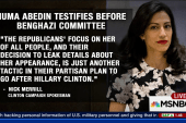 Clinton's top aide grilled on the Hill