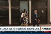 Huma Abedin testifies before Benghazi Cmte.