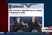 Is the GOP 'cooked' if they don't win 2016?