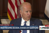 Biden under intense pressure to make decision