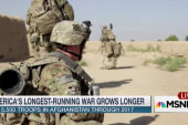 America's longest-running war grows longer
