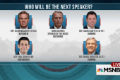 Speaker chaos delays Boehner's retirement