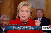 Clinton claims Benghazi panel politically...