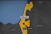 Gunfire erupts at bus station in Be'er Sheva