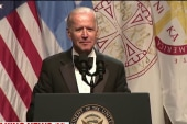 Anticipation surrounds Biden announcement