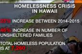 Fighting homelessness in Hawaii