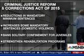 Senate takes up criminal justice reform