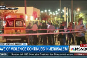 Wave of violence continues in Jerusalem