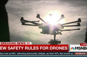 New safety rules for drones