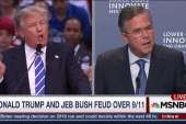Trump, Bush battle over 9/11
