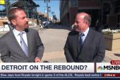 Detroit On The Rebound?