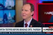 Rep. Adam Schiff on Benghazi Cmte.