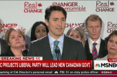 Liberal Party projected winner in Canada: CBC