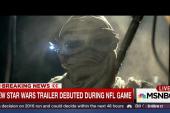 Star Wars trailer causes fan pandemonium