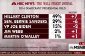Joe: I don't see how Biden doesn't run