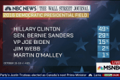 Trump and Clinton see strong numbers in...