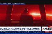 'Star Wars: The Force Awakens' causes fan...