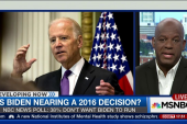 Is Biden nearing a 2016 decision?