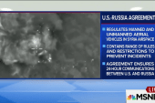 US, Russia come to agreement on Syria...