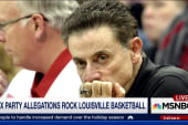 Sex party allegations rock Louisville...