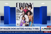 Ebony's controversial Cosby cover