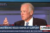 Biden: Republicans Not 'Enemies'