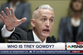 Who Is Trey Gowdy?