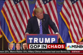 Trump expands attacks on George W. Bush...
