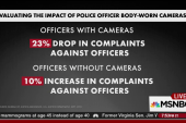 Unintended consequence of police body cameras