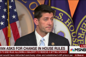 Paul Ryan's uphill House battle