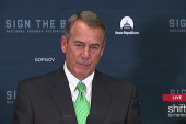 Boehner: Ryan would do fine