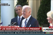 Breaking down Biden's decision not to run