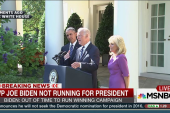 Draft Biden: We are grateful for the support