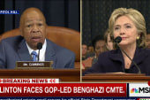 Cummings: GOP trying to 'derail' Clinton