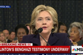 Clinton: America must lead in a dangerous...