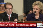 Testy exchange begins Benghazi testimony