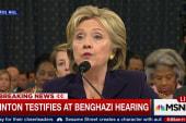 Clinton: No actionable intel