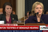 Clinton: I knew we had a presence in Benghazi