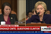Clinton: 'They were not on my staff'