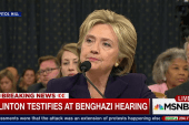 Clinton didn't rely on Blumenthal for intel